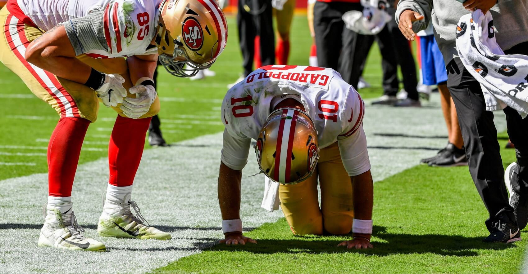 Fantasy Football: NFL Week 3 Injury Recap