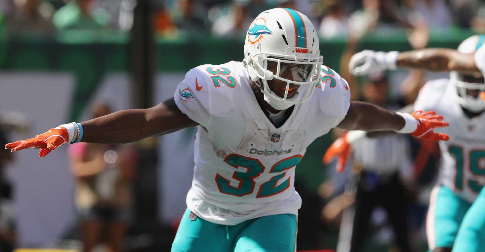 Fantasy Football: Kenyan Drake Is This Year's Secret Weapon