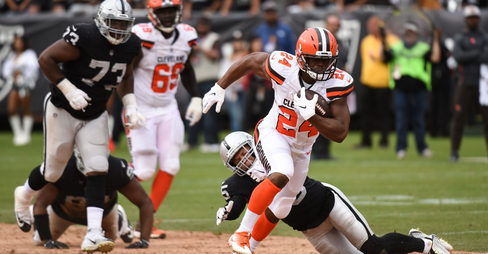 Fantasy Football: Narrowing the Field to Find 2019's Nick Chubb