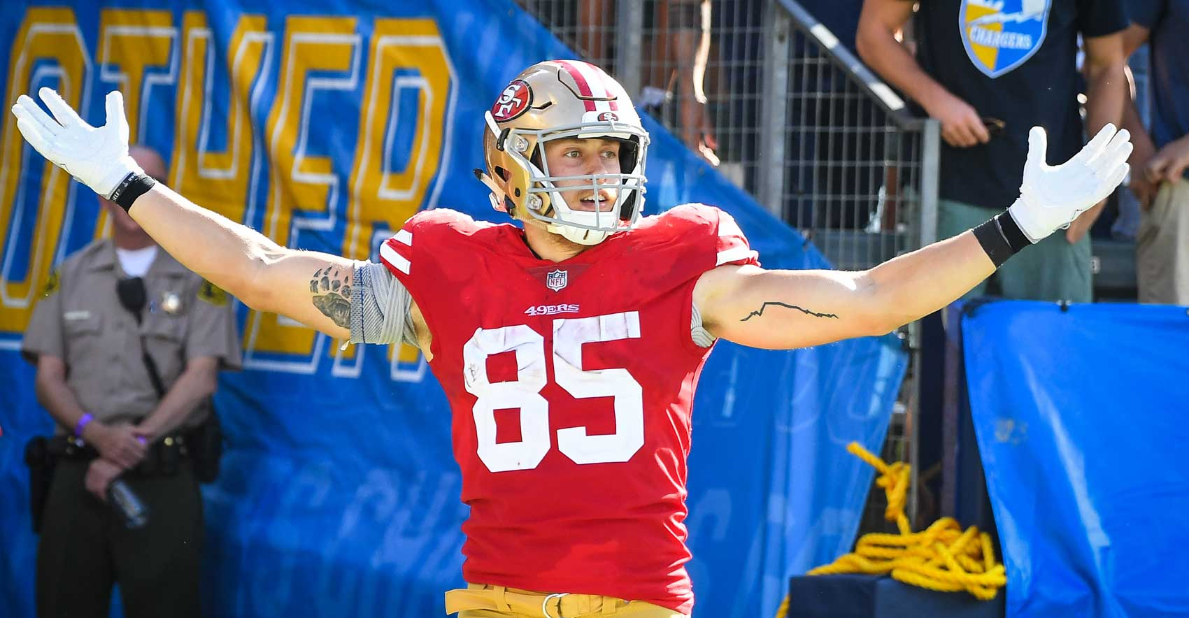 Week 14 Studs & Duds, Rising Stars, Say Hello to My Kittle Friend