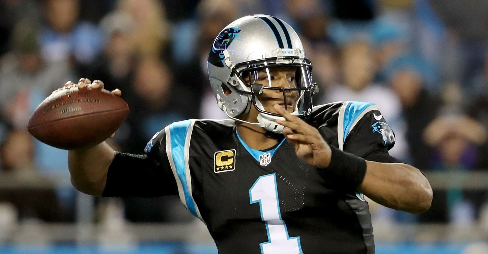 Fantasy Football: What's Wrong With Cam Newton's Shoulder?