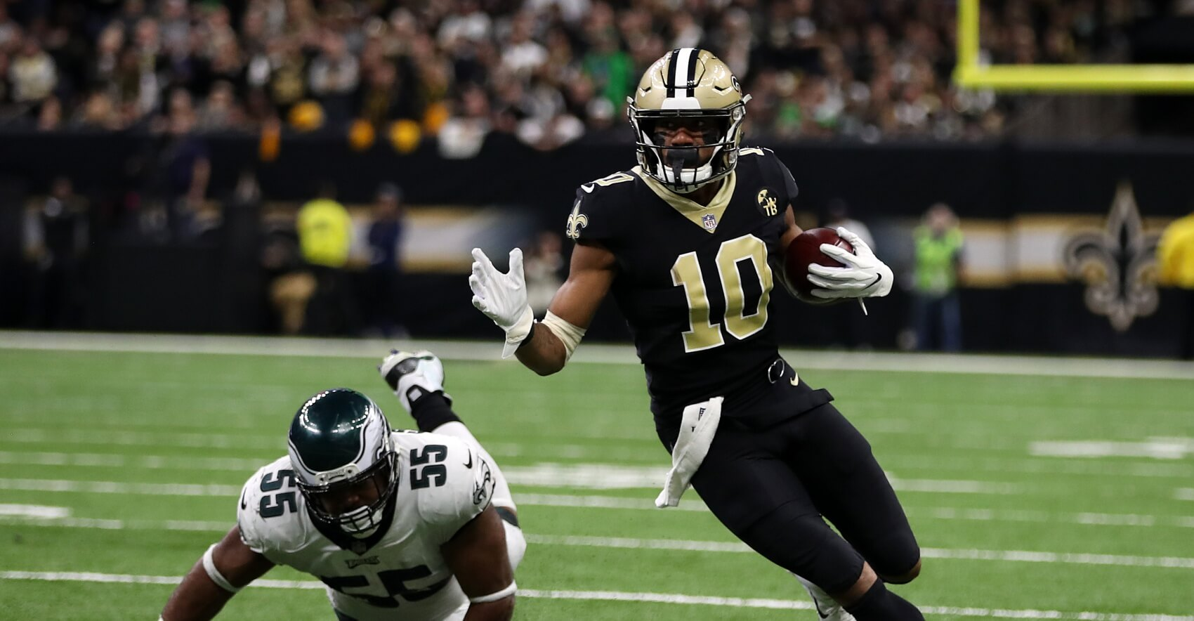 Conference Championship DFS Injury Impact
