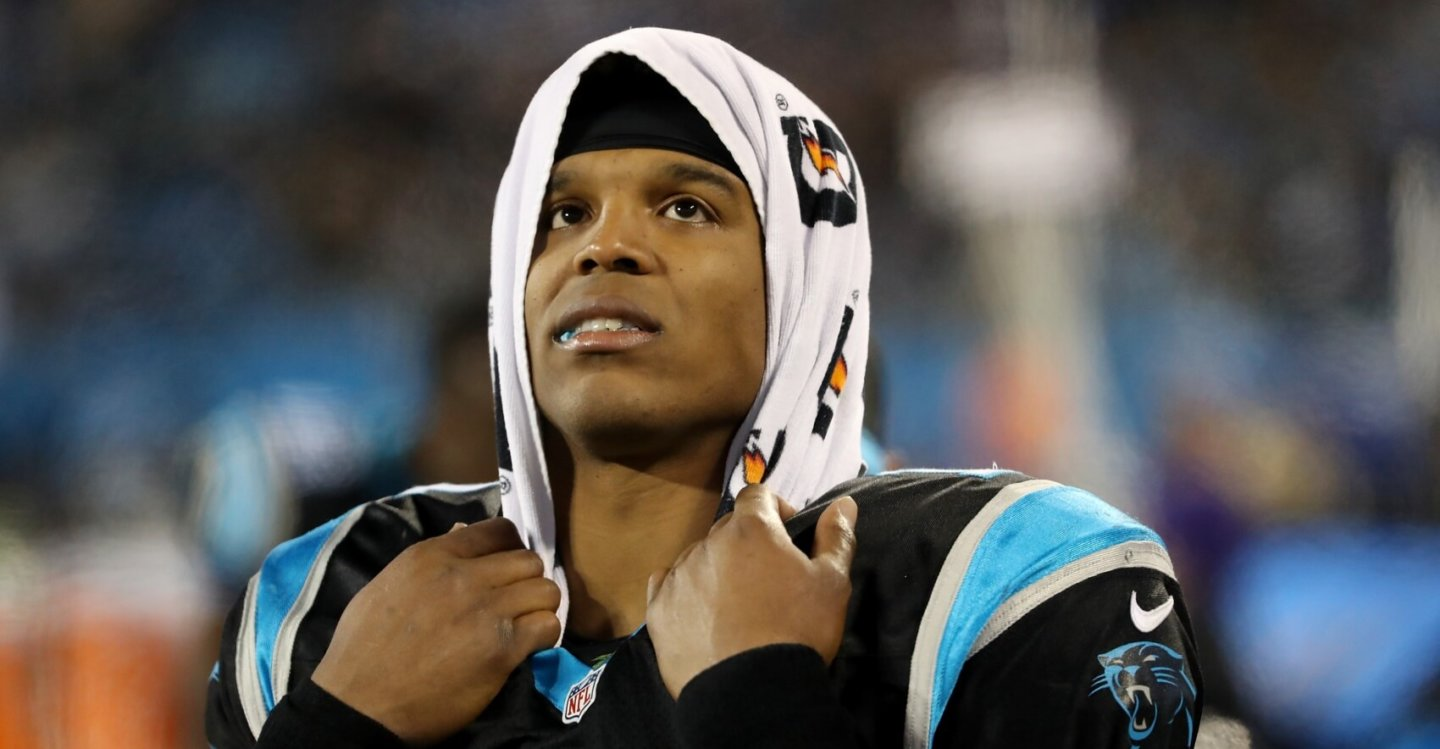 Fantasy Football: Early February Update on Cam Newton's Shoulder