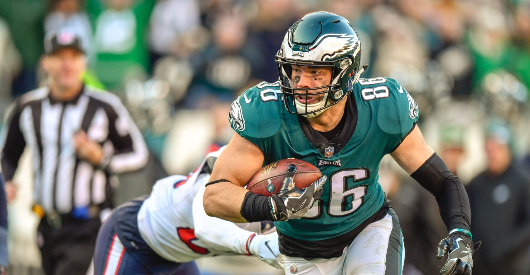 Fantasy Football: 25 TE Statistics from 2018