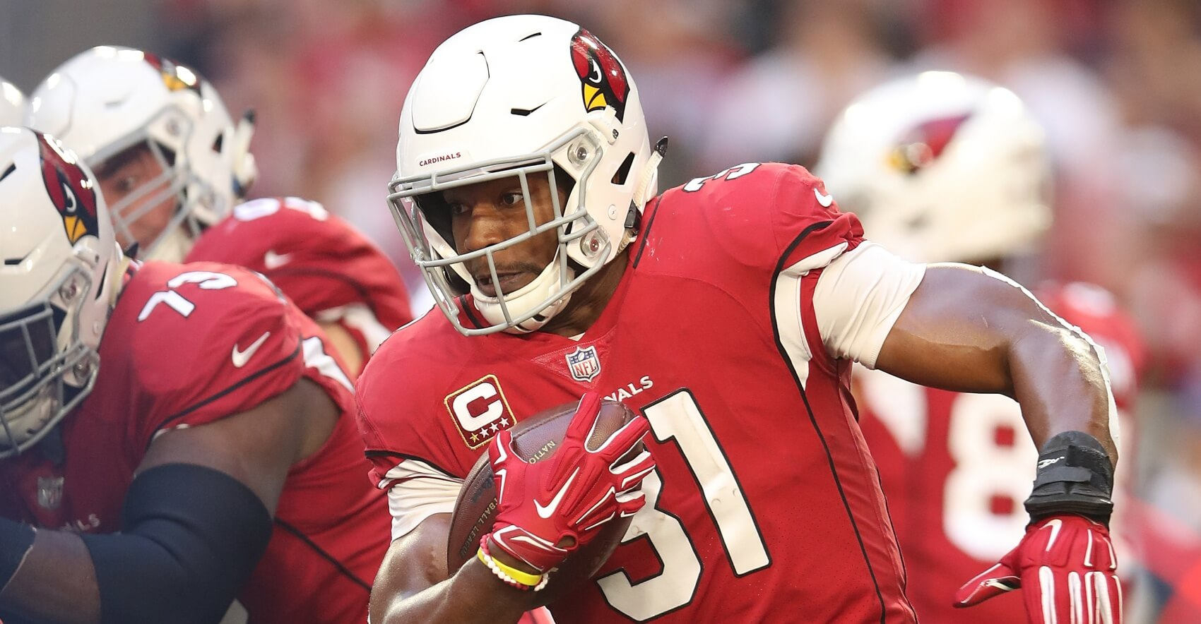 Fantasy Football: David Johnson is a Top-5 RB Discount