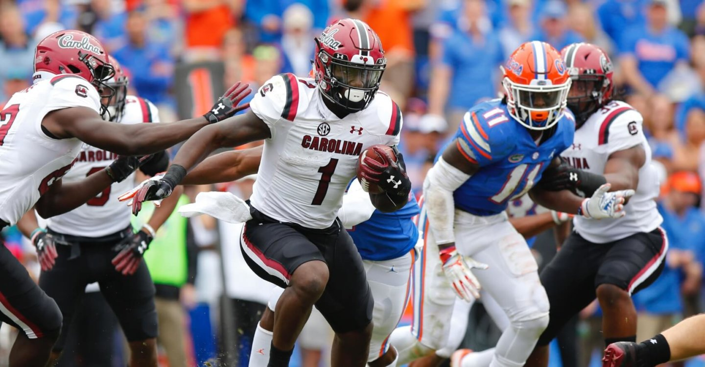 Reception Perception: Deebo Samuel has Clearly Defined Strengths to Craft an NFL Role Around