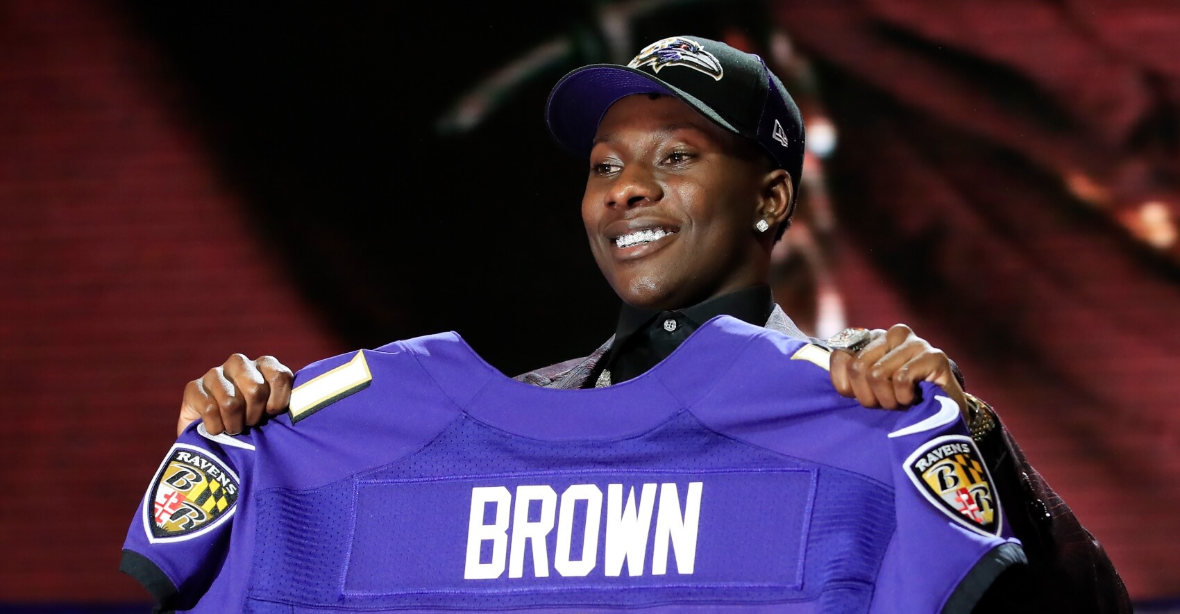 The Path to a WR1 Fantasy Season: Marquise Brown
