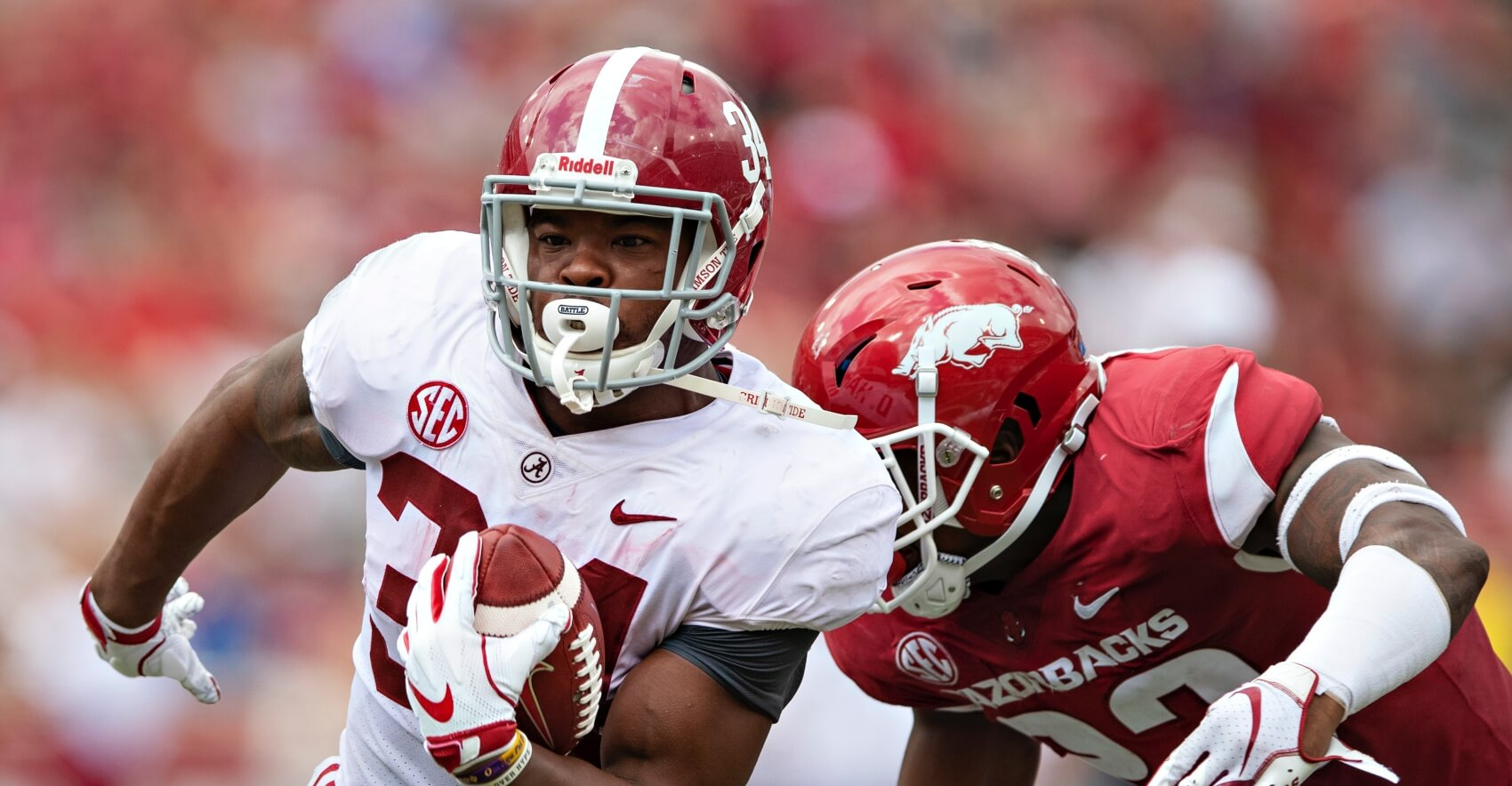 Fantasy Football Damien Harris Rookie Profile Fantasy Footballers Podcast