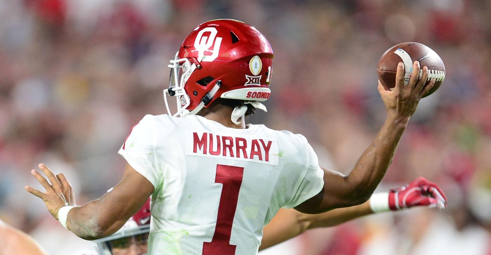 Fantasy Football: Kyler Murray Rookie Profile