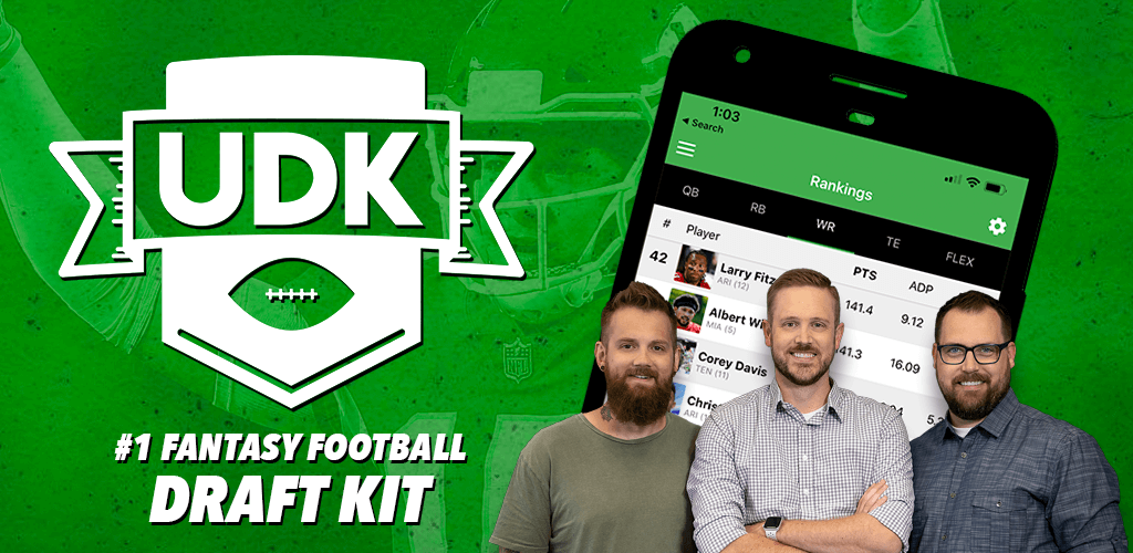 Fantasy Football: Ultimate Draft Kit App Review