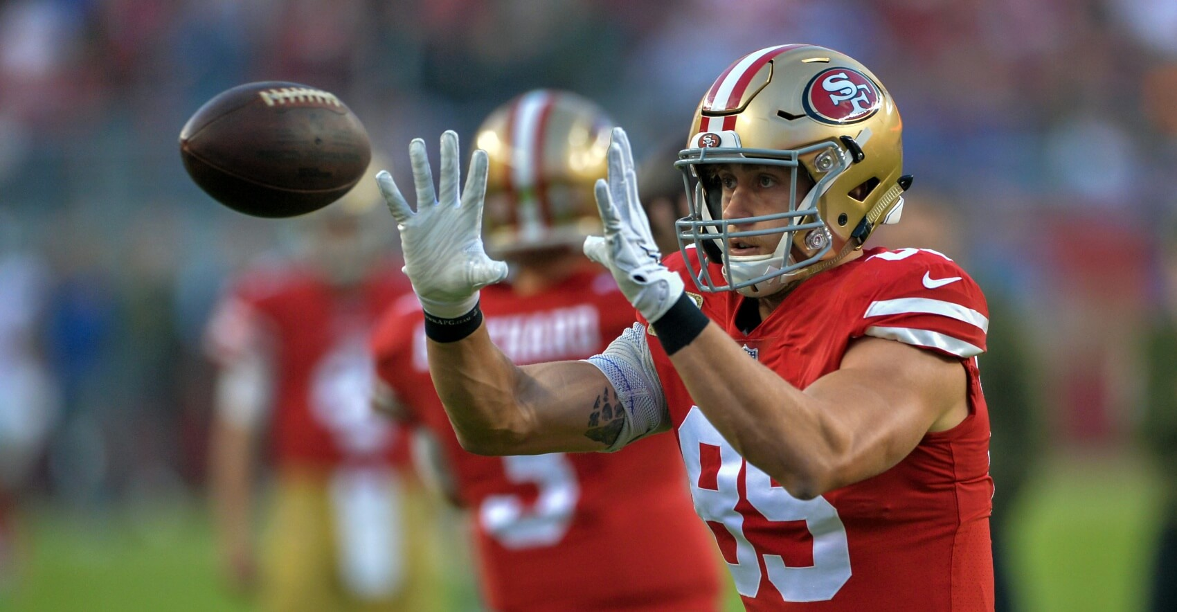 Fantasy Football: Narrowing the Field to Find 2019's George Kittle