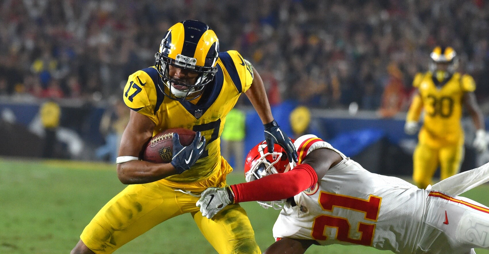 Narrowing the Field to Find 2019's Robert Woods (Fantasy Football)