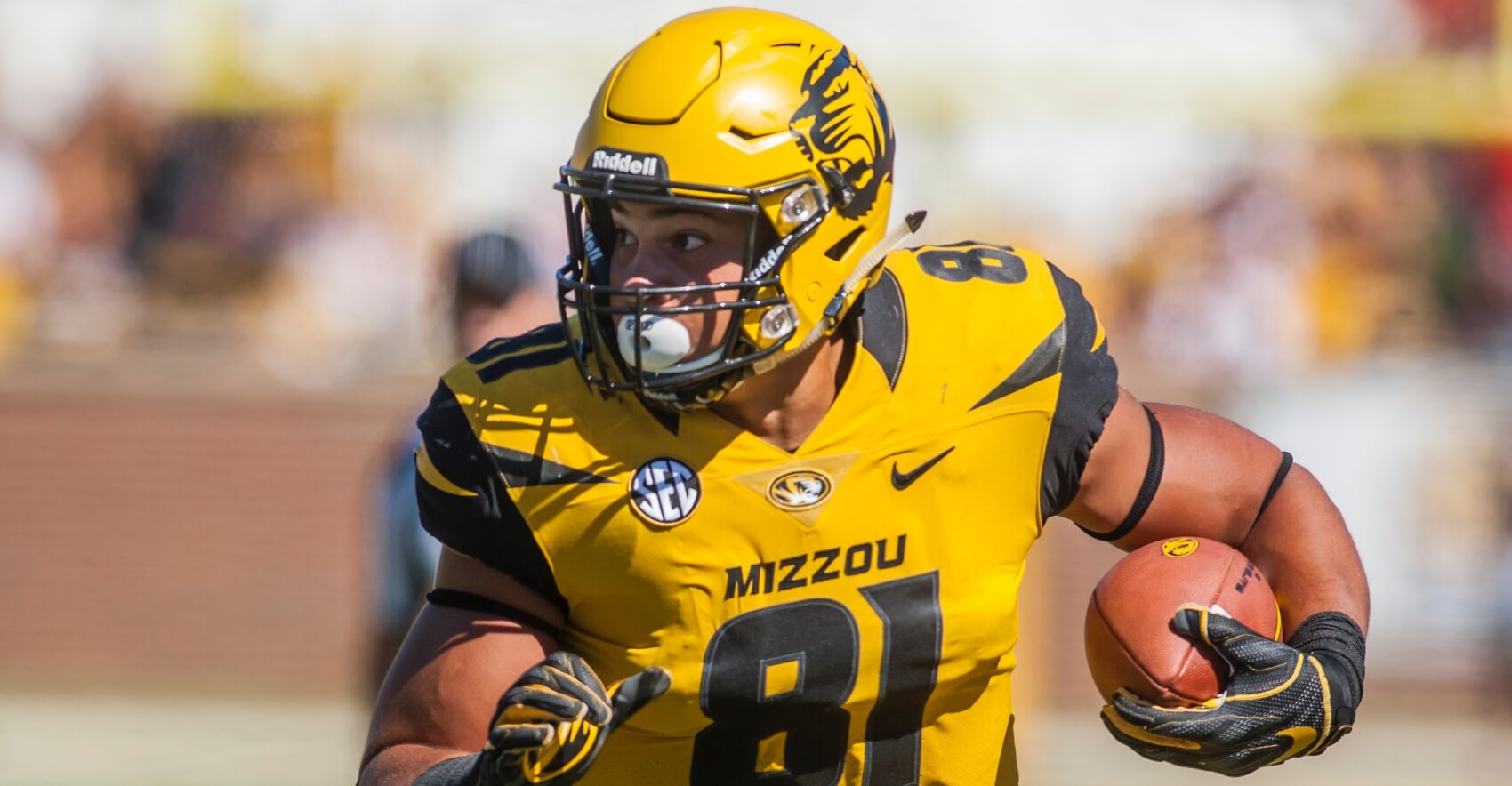 An Early Look At The 2020 Rookie TEs (Fantasy Football)