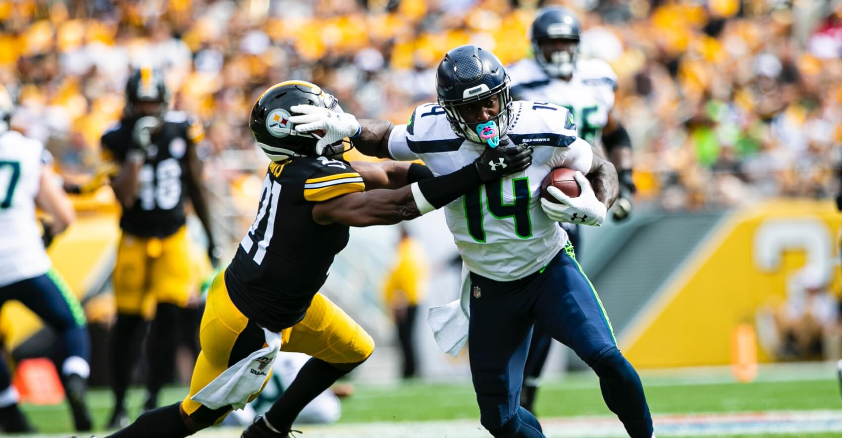 DFS WR vs CB Matchups to Monitor in Week 8
