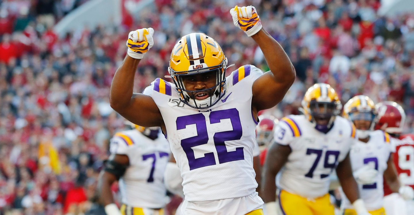 2020 NFL Draft Rookie Profile: Clyde Edwards-Helaire (Fantasy Football)