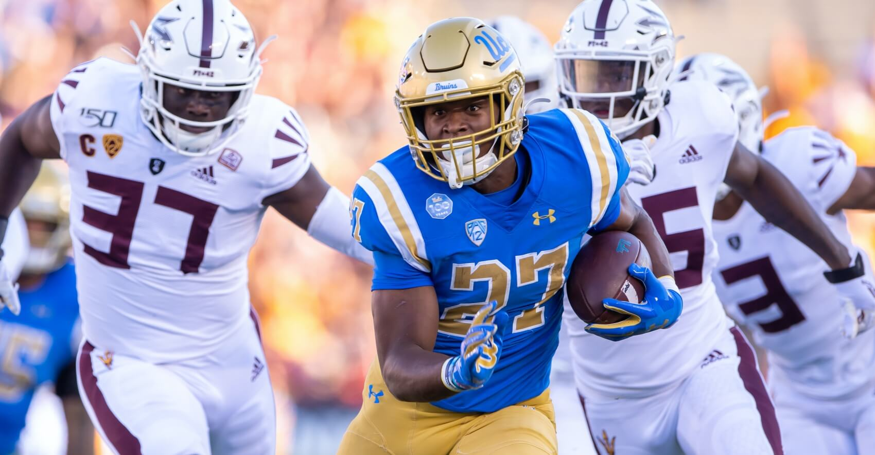 2020 NFL Draft Profile: Joshua Kelley (Fantasy Football)