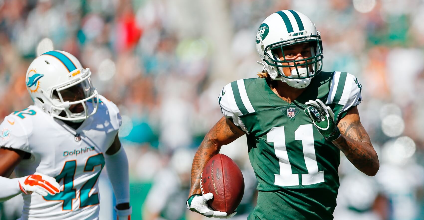 Fantasy Reaction: Robby Anderson Signs with the Panthers (Fantasy Football)