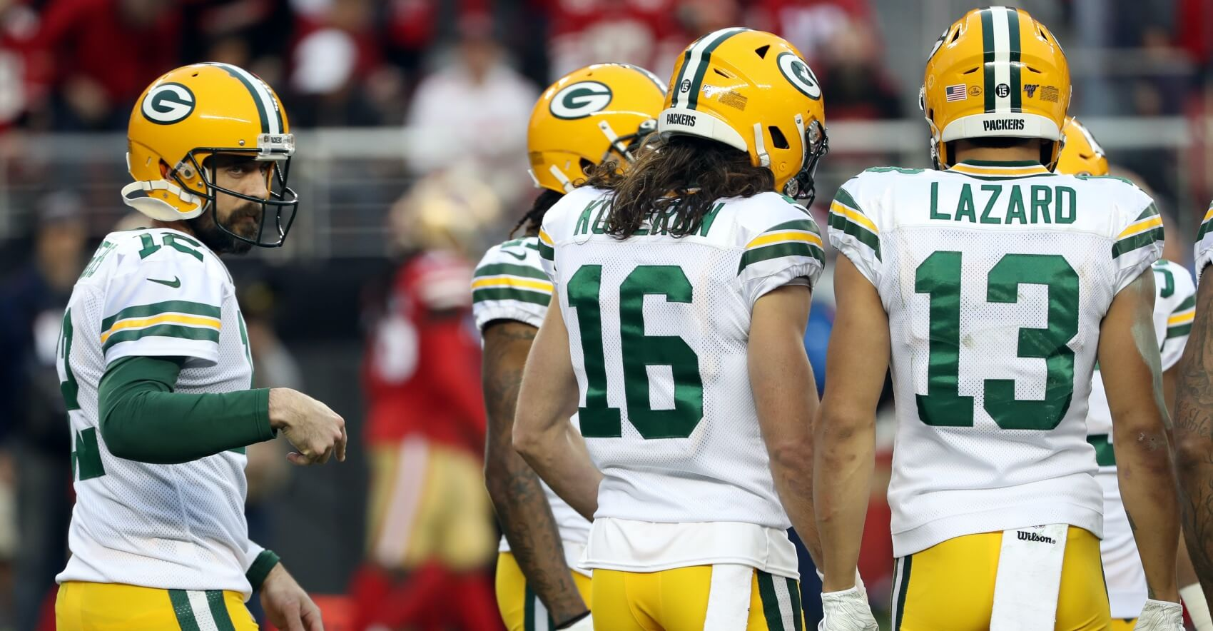 Can Aaron Rodgers Still Sustain a WR2? (Fantasy Football)