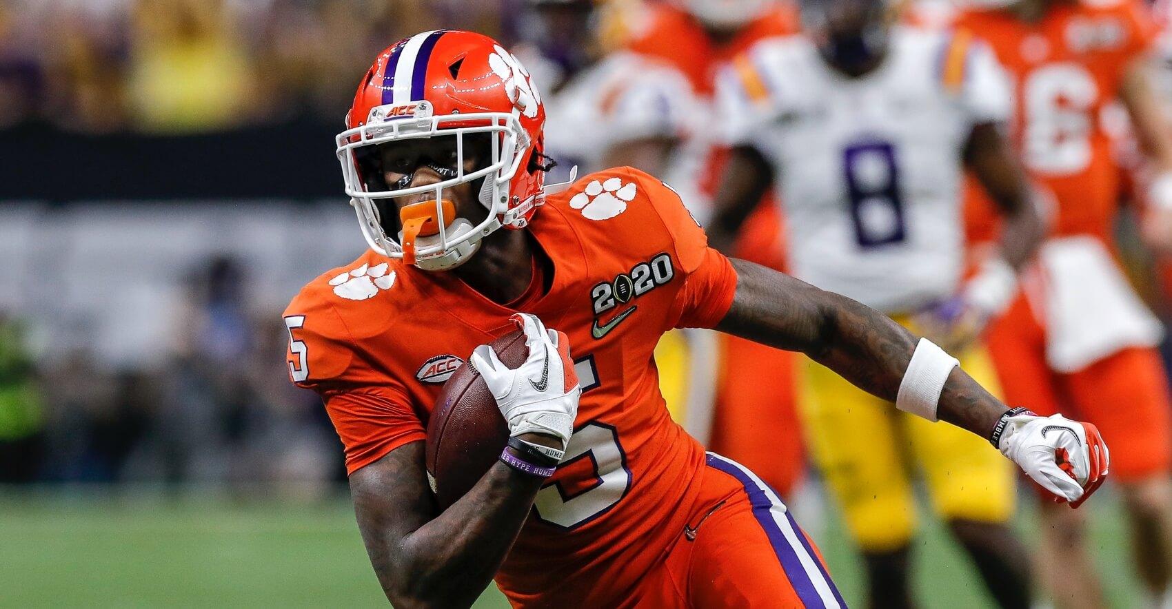 2020 NFL Draft Rookie WR Landing Spots: Round 2 (Fantasy Football)