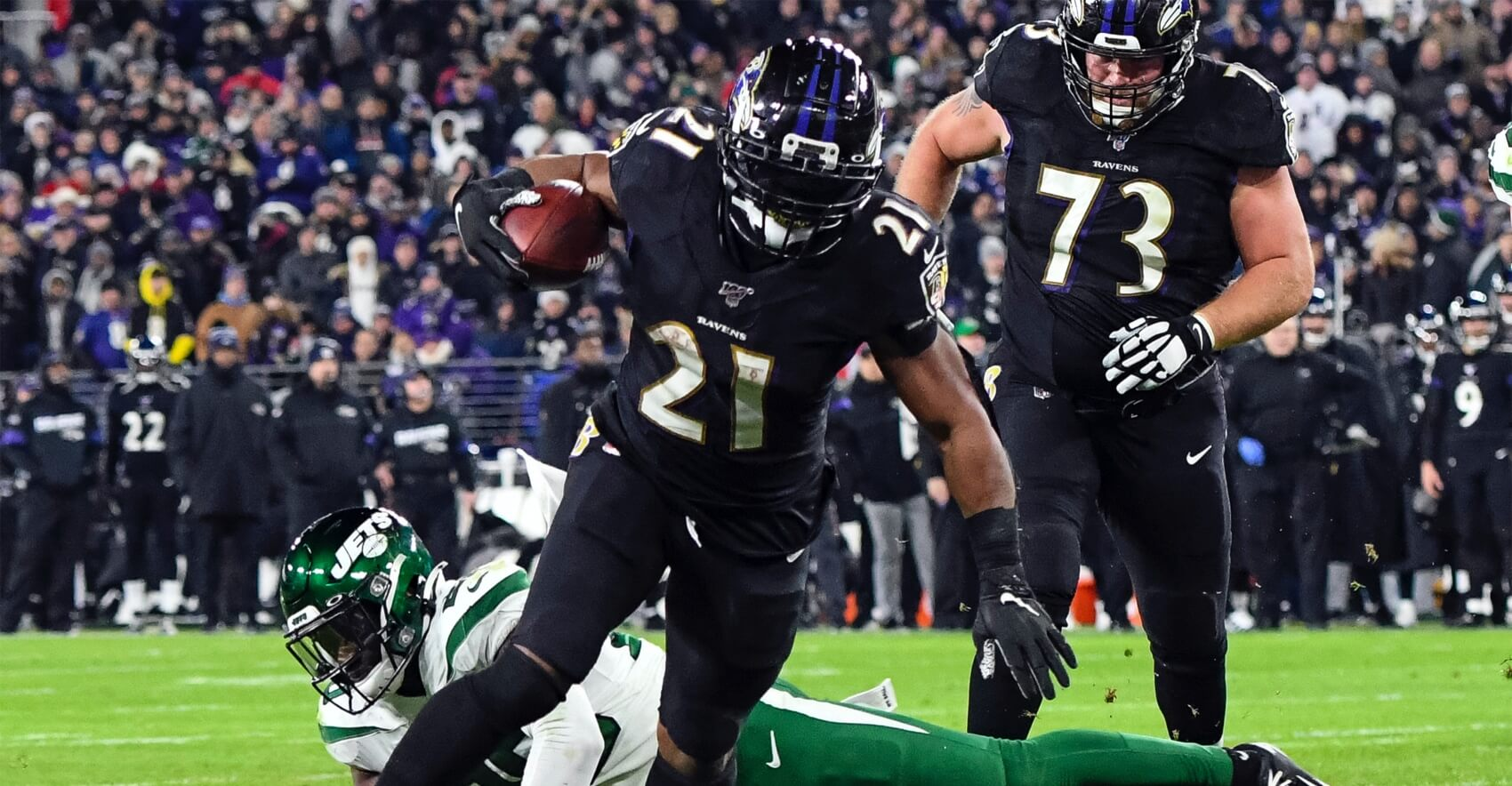 Does Age Correlate with Running Back Production? (Fantasy Football)