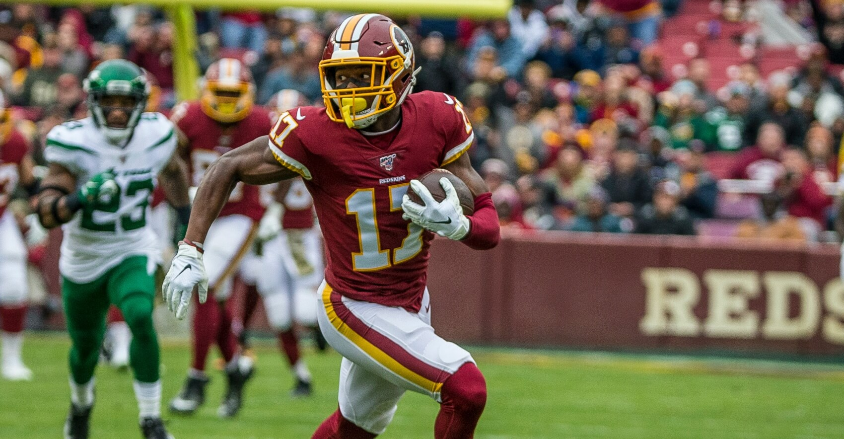 The Path to a WR1 Season: Terry McLaurin