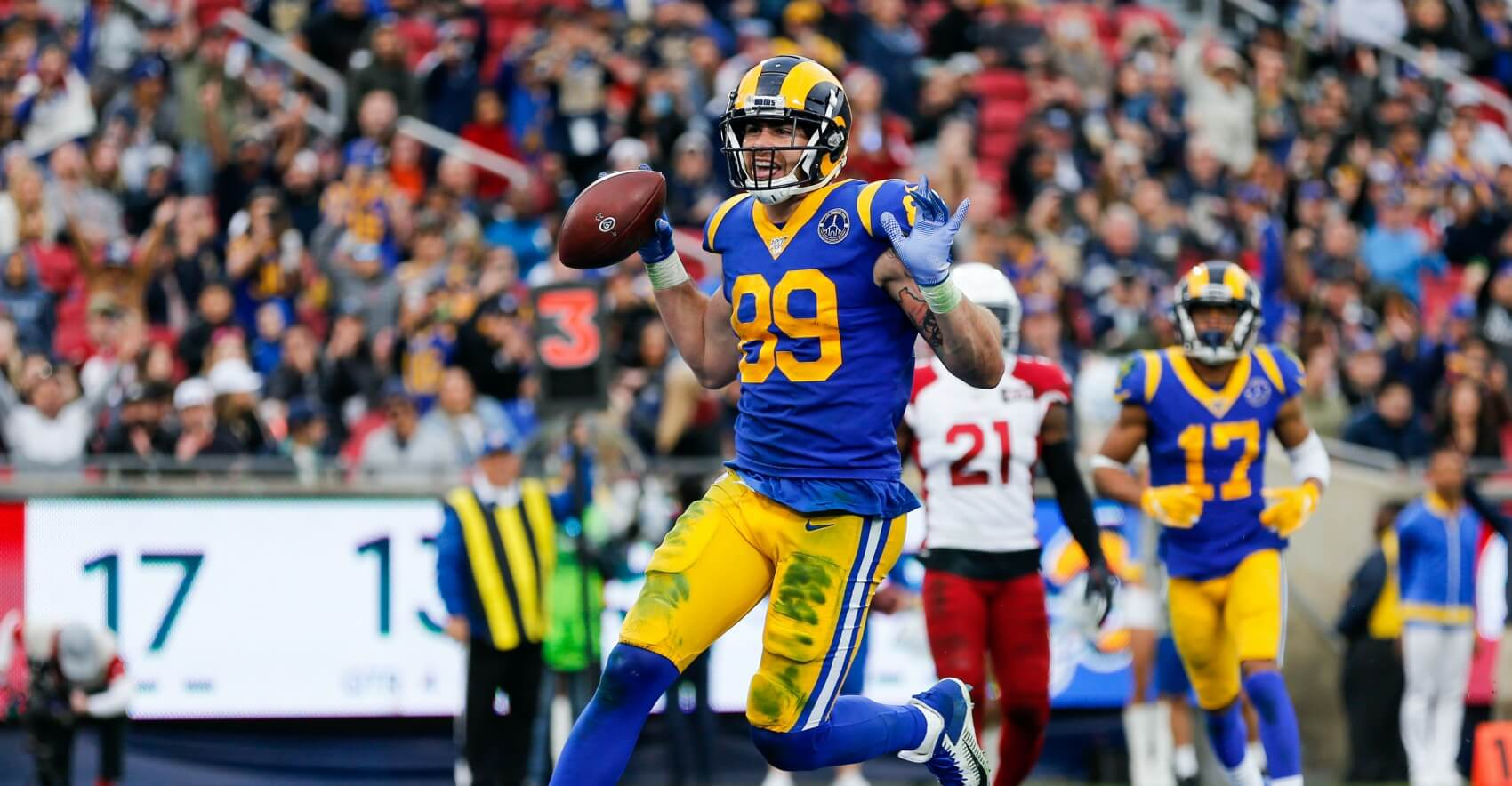 Planting My Flag: The Tyler Higbee Breakout Was Real (Fantasy ...