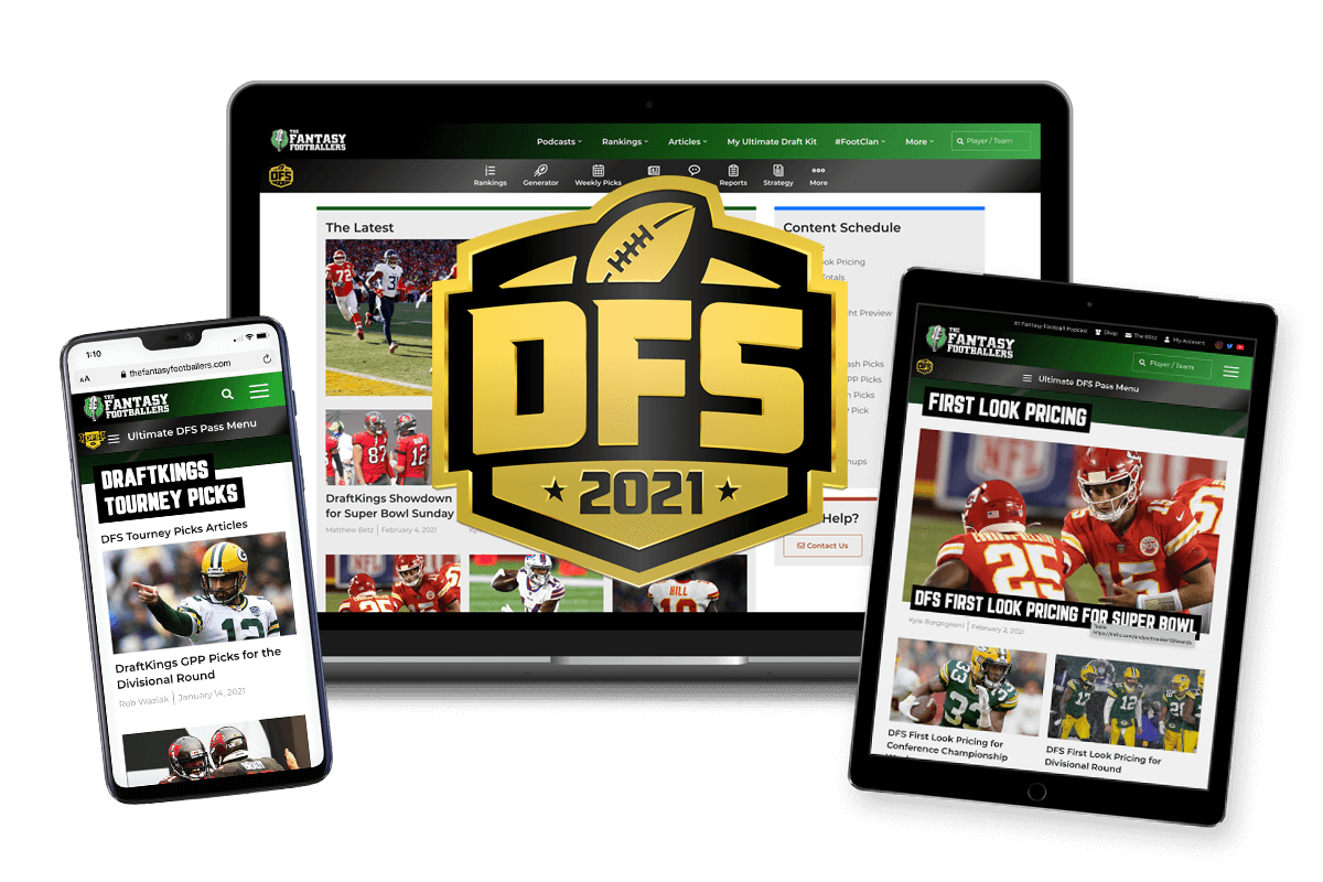 2021 Ultimate DFS Pass