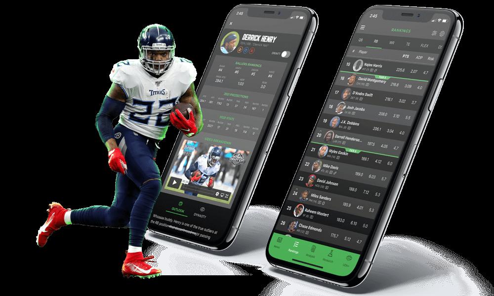 Mobile Draft Kit App