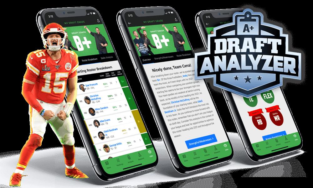 Fantasy Football Draft Analyzer