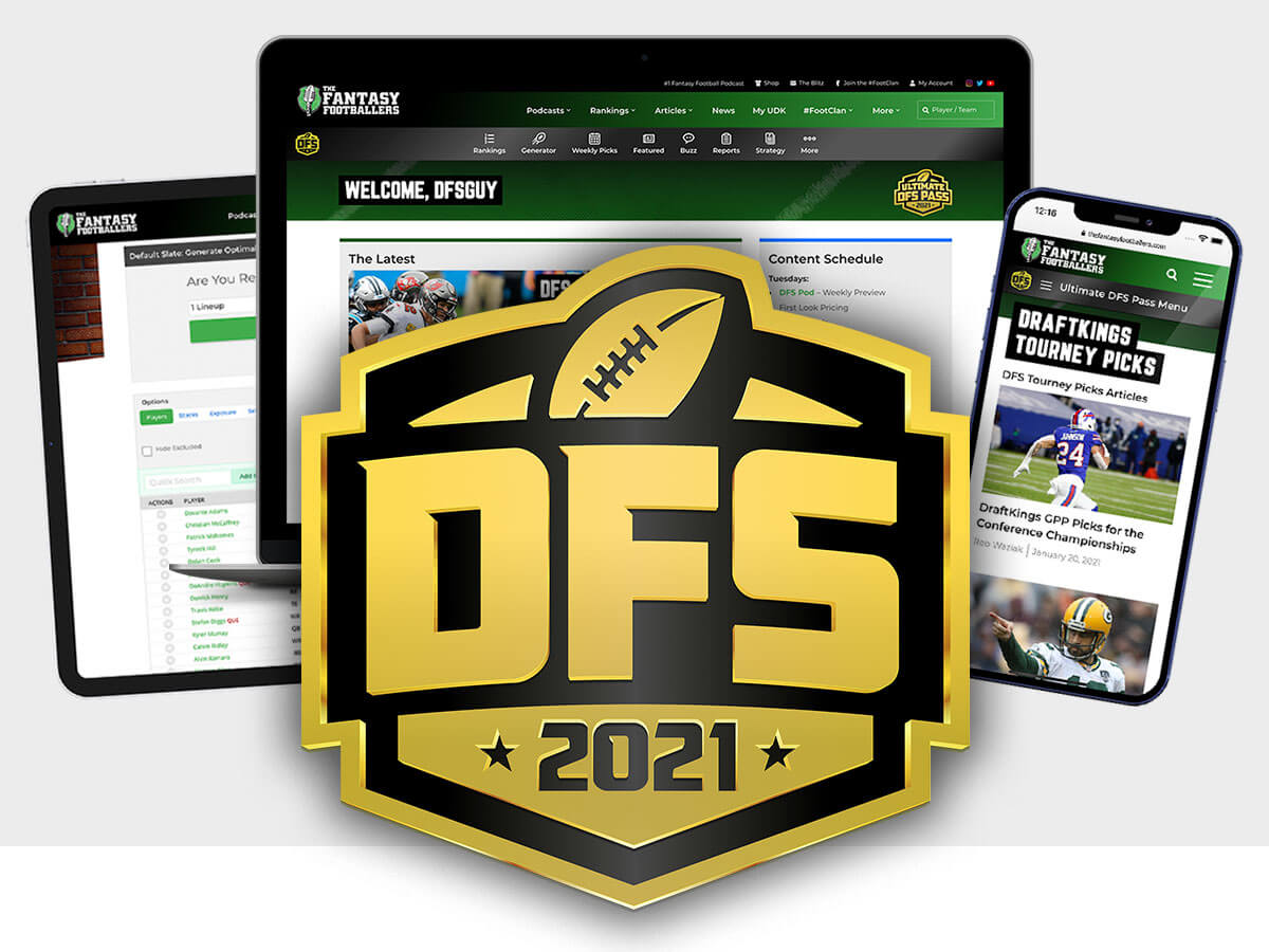 Ultimate DFS Pass